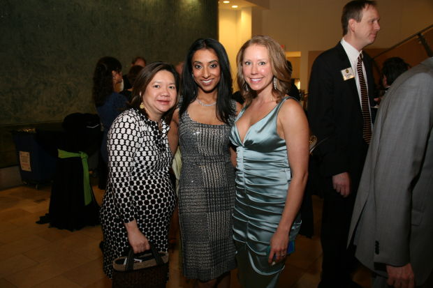Ann Yeoh, Vasavi Rao, Heather Steinback