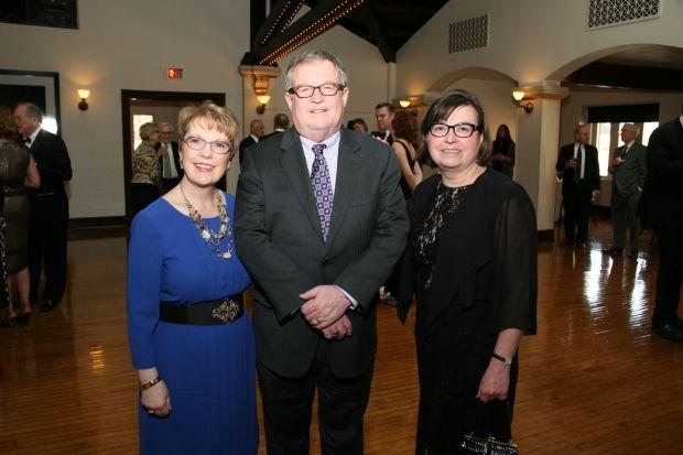 Beth and Paul Stroble, Nancy Hellrug