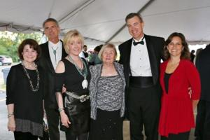 Linda Legg, Frank Szofran, Carla Haack, Susan Nagarketti, Brian and Barb Vomund