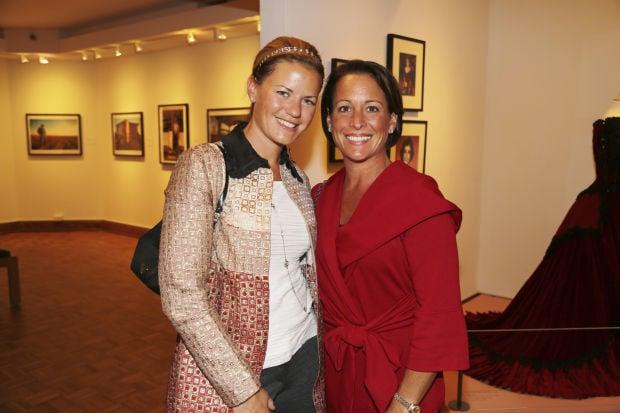 Mimi Baumstark, Amy Stivers