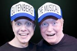 Gutenberg! The Musical!