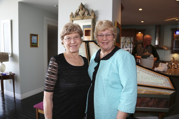 Bonnie Paulsmeyer, Janet Moen