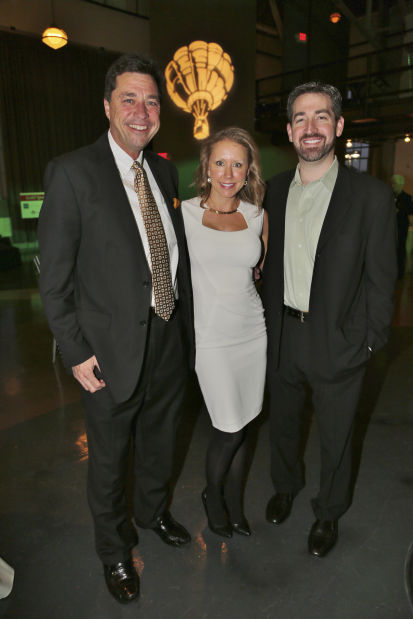 Dan Harbaugh, Heather and Jay Steinback