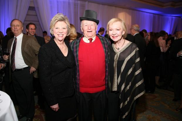Marcia Rusnack, Ambassador George Walker, Donna Wilkinson