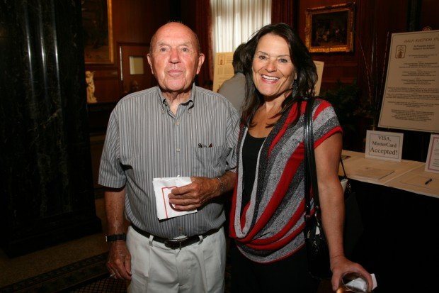 William Combs, Carolyn Pruneau