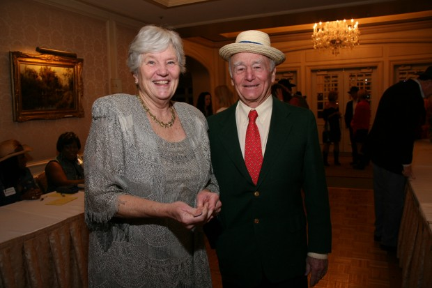 Carol and Ambassador George Walker