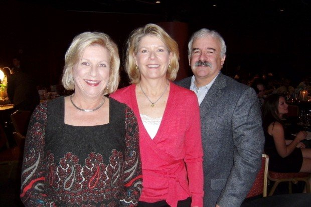 Marcy Rawlings, Julie and Dr. Doug McDonald