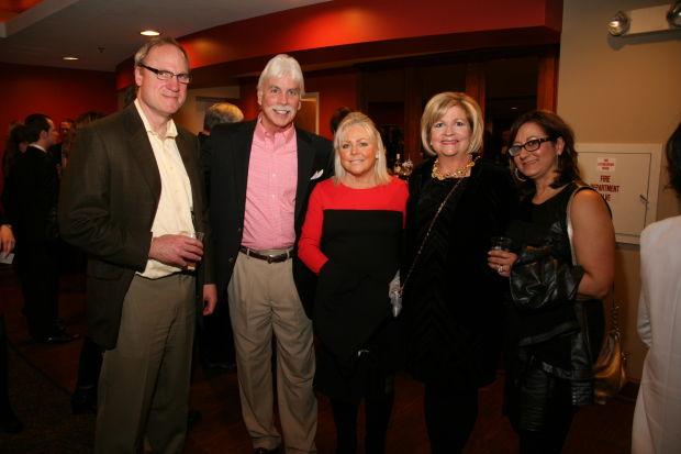 John Morrissey, Bob and Joanie Mills, Liz Mantych, Joan Morrissey