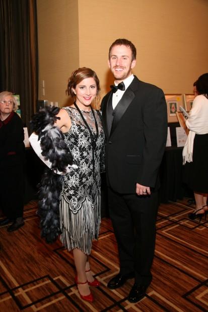 Rebecca and Derek Hoffman