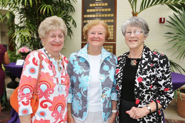 Lynn Bitting, Carol Darnall, Susan Lammerg