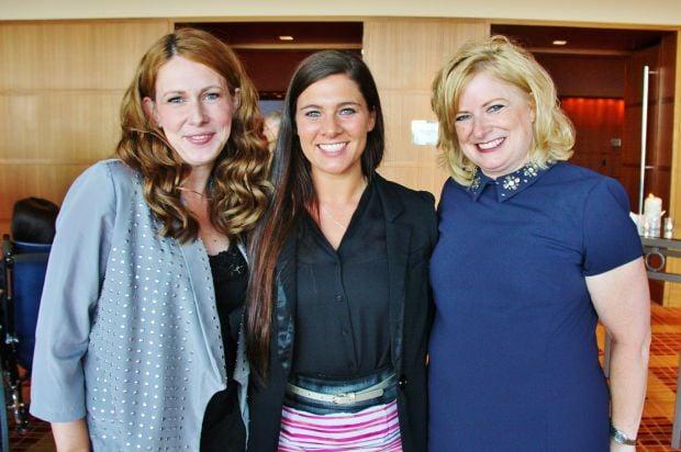 Ms. Elyssa Moss, Ms. Kelsey Blackwell, Tammy Robbins