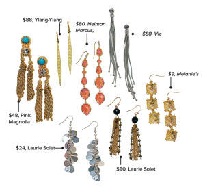 The Best: Dangly Earrings