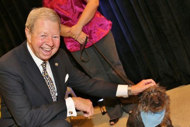 Stephen George executive director Dog Museum,