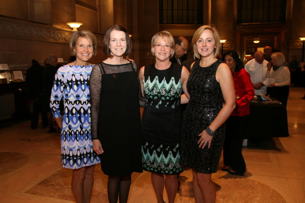 Christy Schlafly, Erica Leisenring, Sally Nikolajevich, Carol Ann Jones