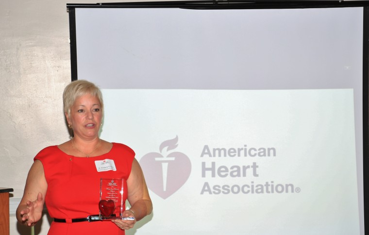 Heart Association Volunteer Appreciation