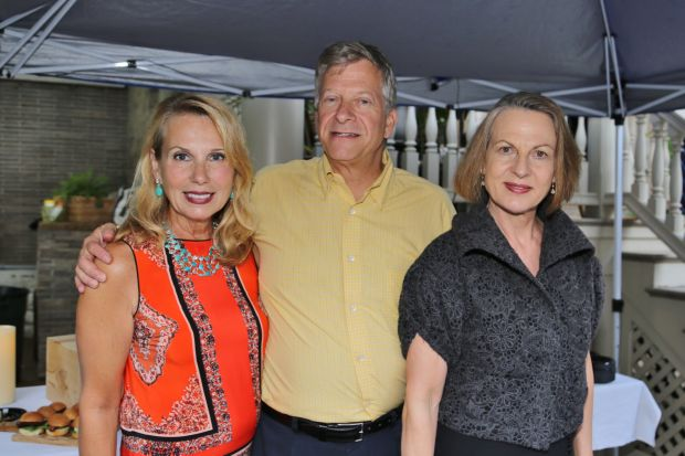 Sandra and Joseph Lehrer, Ulrike Schlafly