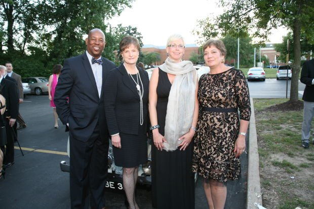 Art Holliday, Debra Hollingsworth, Rachel Brown, Laura Slay