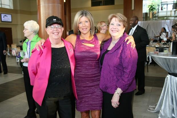 Julie Stein, Peggy Michaelson, Ann Boyce