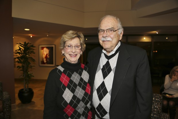 Terry and Harvey Hieken