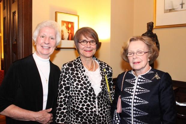Sr. Luanne Boland, Deanie Reis, Barbara Hoover