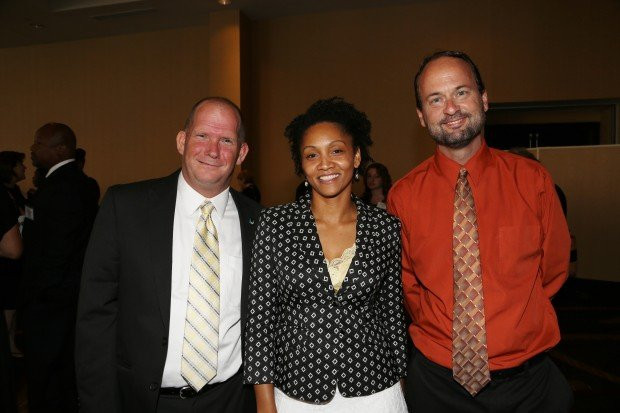 Matt Phillips, Catina Lyles, Greg Hungeford