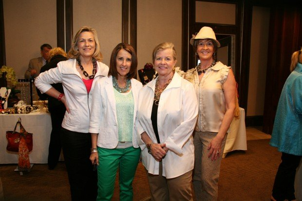 Ann Travers, Juday Bierman, Elizabeth Strevey, Cheri Fromm