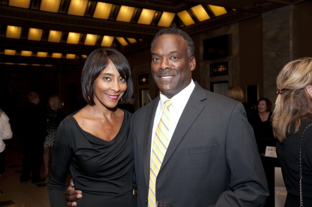 Janet and Jimmy Williams