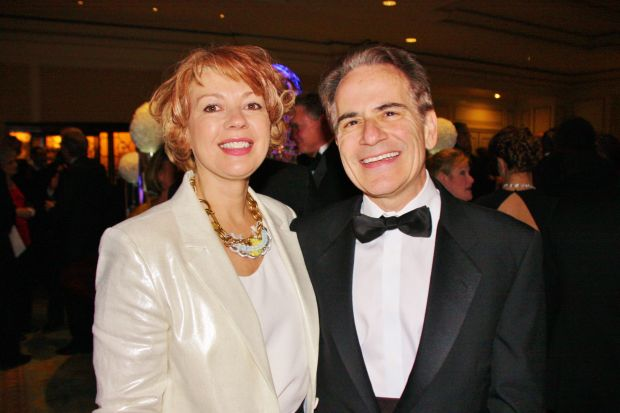 Liz and Fred Bronstein