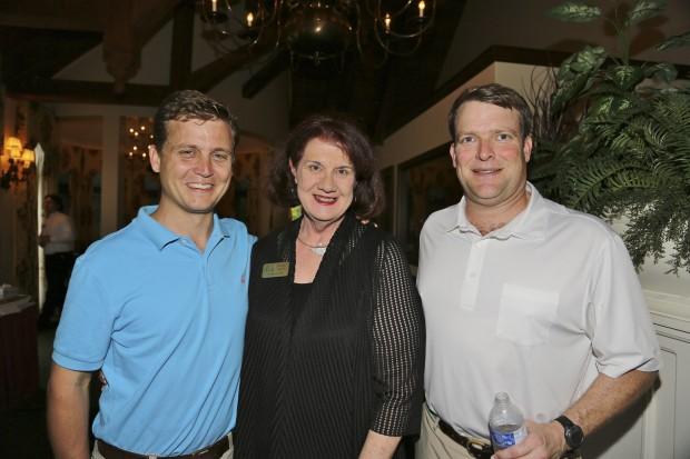 Drew Dennison, Kathy Meath, Rich Arnold