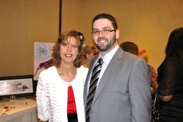 Michele Rogers, Dan Stocker