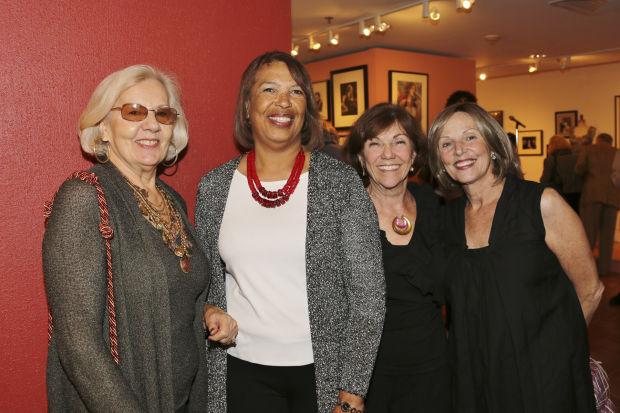 Natalie Ries, Donna Rogers-Beard, Lana Pepper, Ina Sachar