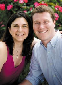 Kelly Horneyer & Joseph Pimmel