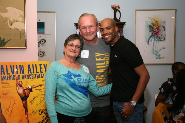 Sue and Dan Luedke, Antonio Douthit Boyd