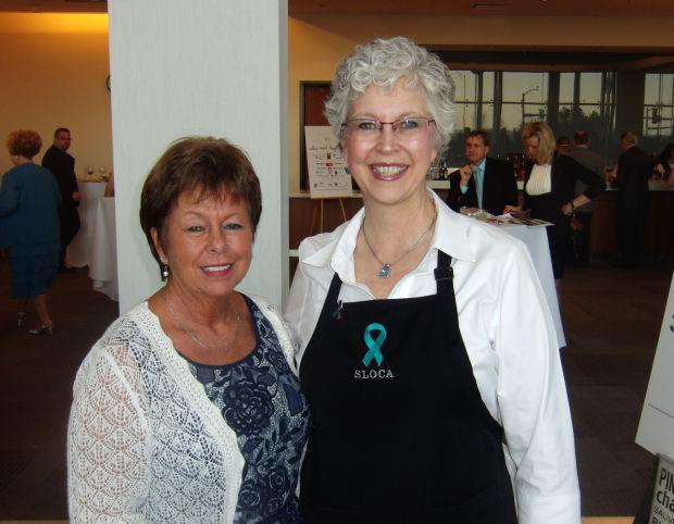 Joan Schoeder, Sandy Jurgenson