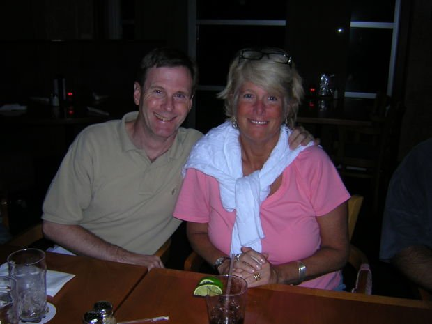 Cassie and Kevin Liddy--30 years.JPG