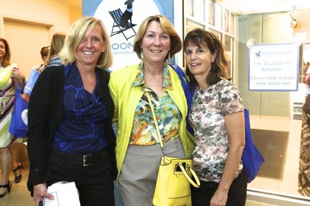 Beth Shipp, Mary Kullman, Lisa Swanger