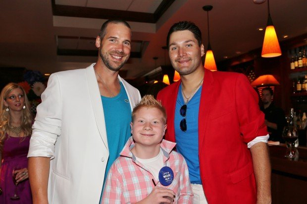 Chris Carpenter, Jay Courtois, Lance Lynn