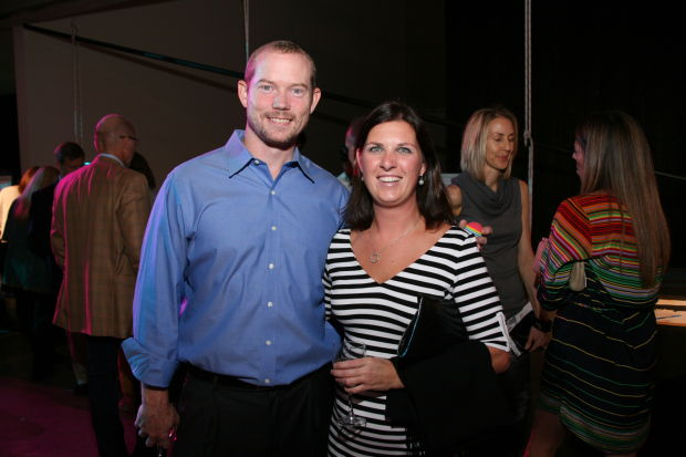 Tim Liebe, Betsy Lewis