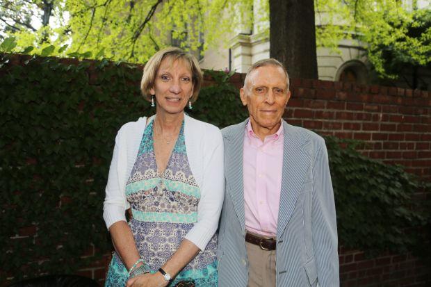 Cynthia Martin, Rick Barner