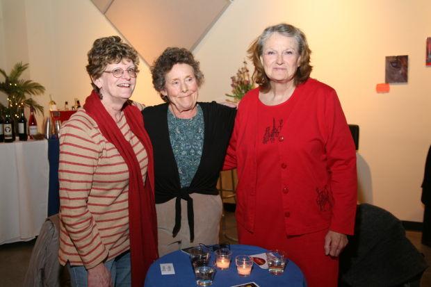 Kim Parker, Donna Mulkey, Barb Hughes