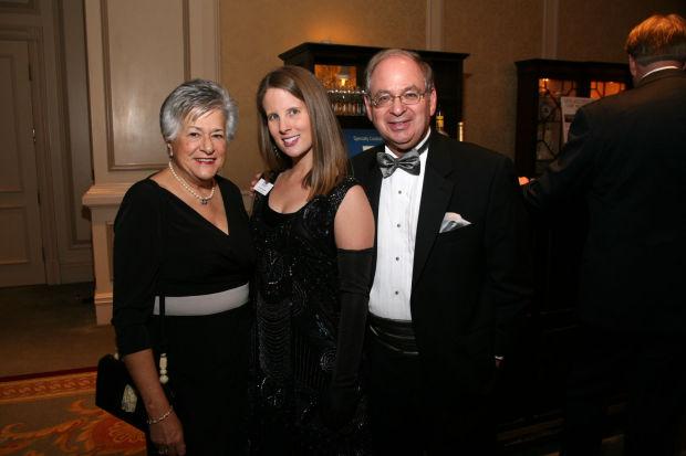Joyce Lewin, Jill Schroeder, Tom Lewin