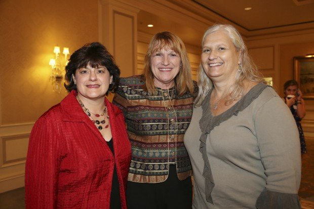 Stephanie Hornsby, Mary Ann Coleman, Ursula Smith