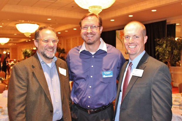 Rod Patershuk, Dan Regelean, Dr. Jason Buckner