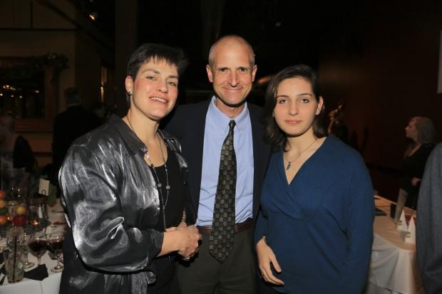 Emily and Warren Davis, Irene Baljak