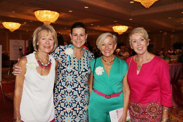 Barbara Bell, Laura Lueken, Christine Pennell, Kathy LInsin