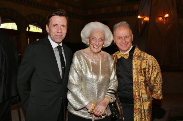 Ken Gerrity, Norma Stern, Alan Brainerd