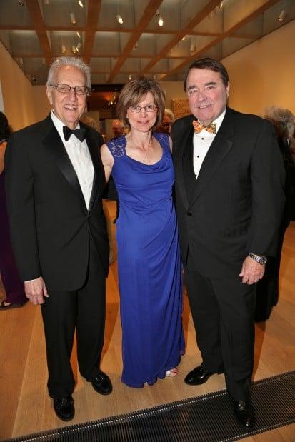 Jerry Sincoff, Carolyn Schmidt, Jack Musgrave