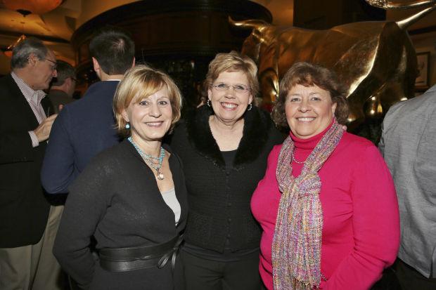 Janice Mantovani, Karen Aahn, Christine Crain