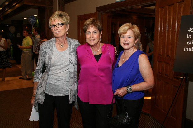 Nancy Bernstein, Carol Latz, Barb Bindler