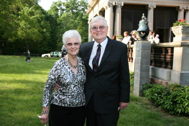 Mary Lou and Robert Mullen